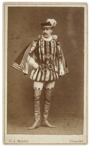 Portret van William Grenfell (1859-1928) als Heer van Wynenberg