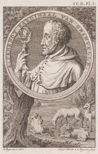 Portret van Antoine Perrenot de Granvelle (1517-1586)