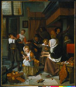 Het Sint Nikolaasfeest
