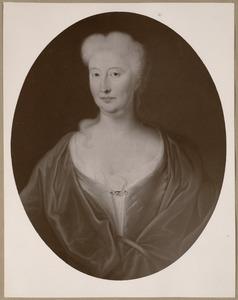 Portret van Wisckjen van Scheltinga (1681-1760)