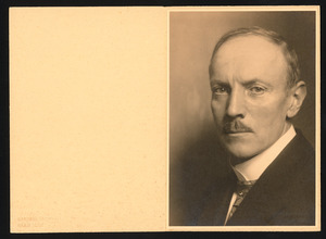 Portret van Jacobus Haver Droeze