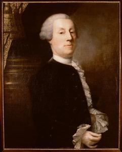 Portret van Jacob van der Mandere (1707-1775)