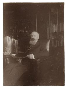 Portret van Arie Hendrik Donkersloot (1865-1934)