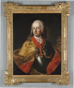 Portret van keizer Frans I Stefan
