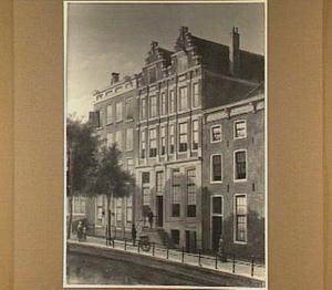 Oudzijds Achterburgwal te Amsterdam
