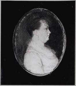 Portret van Sandrina Christina Swaving (1768-1822)