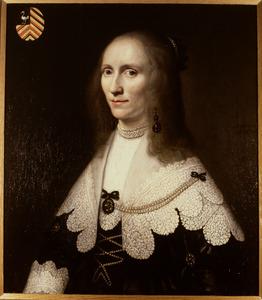 Portret van Cornelia Teding van Berkhout (1614-1680)