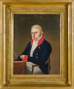 Portret van Hendrik Willem graaf Bentinck (1765-1821)