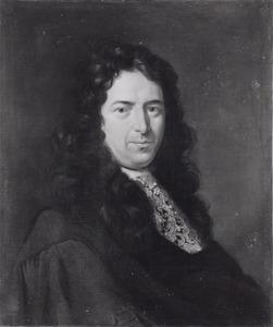 Portret van Gerardus Noodt (1647-1725)