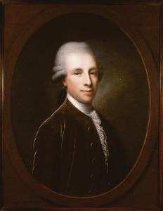 Portret van Engelbert Johan van der Mandere (1744-1827)