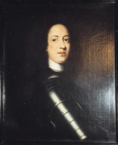 Portret van Hendrik Casimir II van Nassau -Dietz (1657-1696)