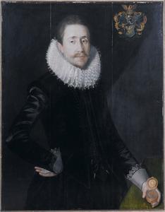 Portret van Bocke Hoppers