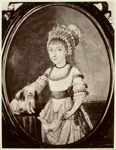Portret van Johanna van Reede (1769-1849)