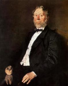 Portret van Johann Heinrich Pallenberg
