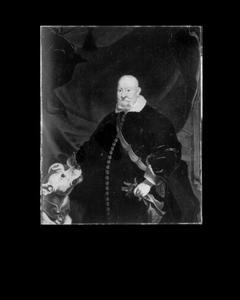 Portret van Kurfürst Johann Georg I von Sachsen