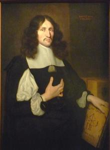 Portret van Johann Jacob Fried (1623-1677)