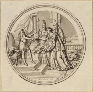 De verheffing van prins Willem Karel Hendrik Friso tot stadhouder in Gelderland en Zutpen, 2 nov.1722