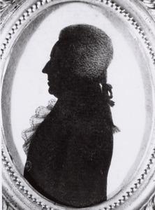 Portret van Burchard Johann von Deneken von Nienlande (1739- )