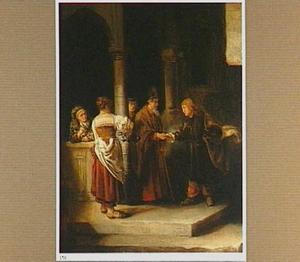 Het vertrek van de Verloren Zoon (Lucas 15:11-32)