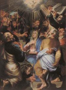Uitstorting van de Heilige Geest (Pinksteren)