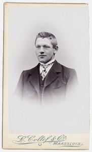 Portret van Nicolaas Keijzer (1882- )