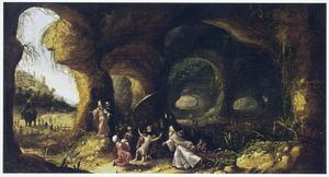 Nebukadnessar krijgt zijn verstand terug; hij looft de Heer  (Daniël 4: 34-37)