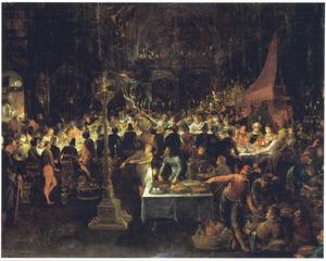 Belsassars feest (Daniël 5)
