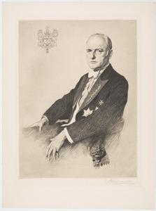 Portret van Carel Joseph Anton Begeer (1883-1956)