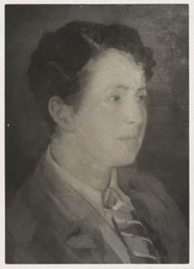 Portret van Oda Joanna Maria Ernestina van der Heyden van Doornenburg (1901-1991)
