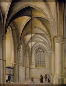 Zuidbeuk van de St. Bavo, Haarlem