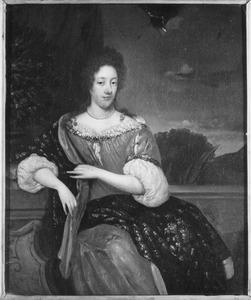Portret van mogelijk Walburg van Heeckeren (1656-1731)