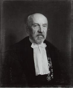 Portret van Nicolaas Willem Pieter Rauwenhoff (1826-1909)