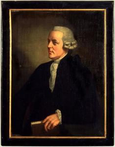 Portret van Andreas Bonn (1738-1817)