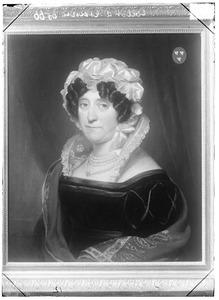 Portret van Ida Cornelia Rees (1769-1832)