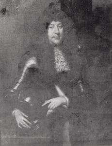 Portret van Frederik Hendrik van Randwijck (1625-1697)