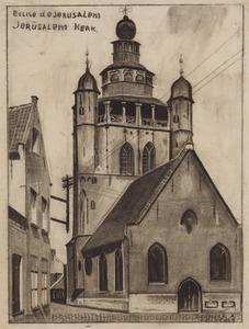 De Jeruzalemkerk in Brugge