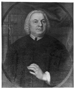 Portret van Petrus Weerts (1689/90-1756)