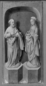 De HH. Petrus en Maria Magdalena