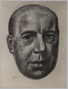 Portret van Dirk Witte (1885-1932)