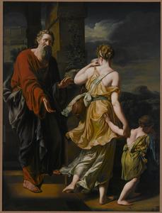 De wegzending van Hagar en Ismaël (Genesis 21:9-21)