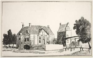 Huis Schoonenburg of Slimsijp bij Overasselt