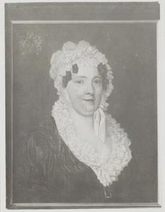 Portret van Eleonora Christina Frederica Eijtelwein (1768-1838)