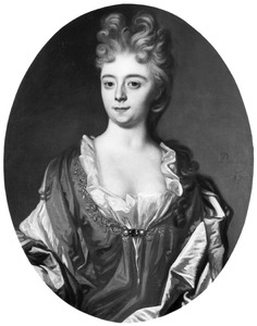 Portret van Jacqueline Cornelia van Assendelft (1682-1754)