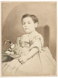 Portret van Cornelia Maria van Epen (1862-1868)