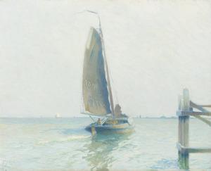 Zuiderzee bij Volendam
