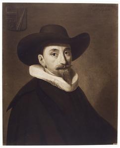 Portret van Johan van Wassenaer (1606-1652)