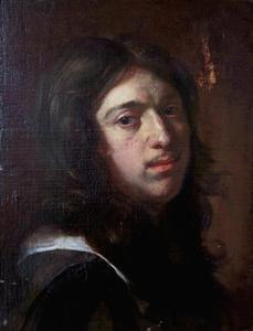 Portret van prins Jan Kazimir Wasa (1609-1672), de latere koning Jan II Kazimir van Polen