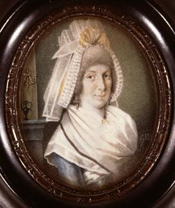 Portret van Alida Maria Kramps ( -1831)