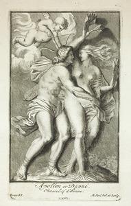 Apollo en Daphne (pl. XXVI)