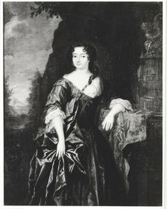 Portret van Jane Wroth ( -1703)